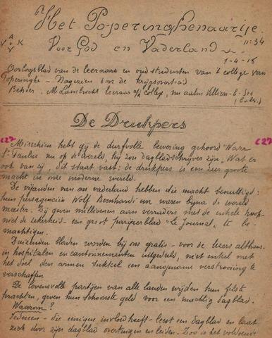 Het Poperinghenaartje (1915-1918) 1918-04-01