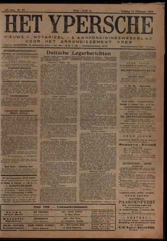 Het Ypersch nieuws (1929-1971) 1944-02-11