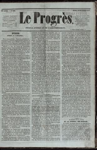 Le Progrès (1841-1914) 1847-12-16