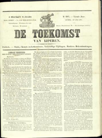 De Toekomst (1862 - 1894) 1871-07-23