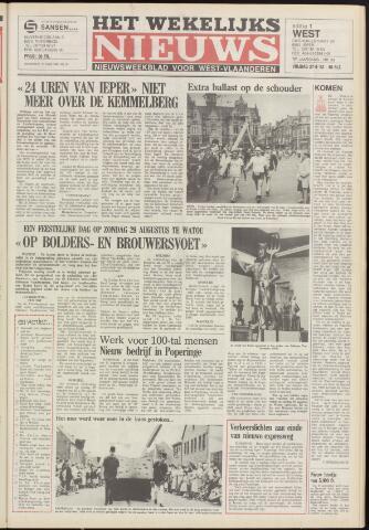 Het Wekelijks Nieuws (1946-1990) 1982-08-27