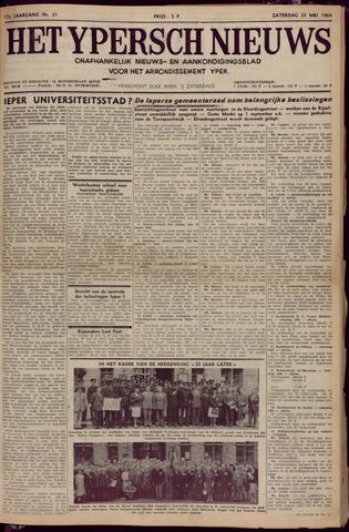 Het Ypersch nieuws (1929-1971) 1964-05-23
