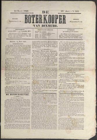 De Boterkoper 1866-03-15