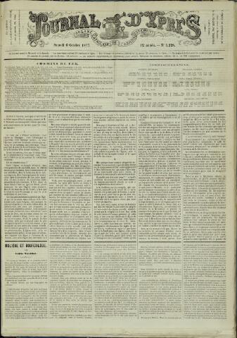 Journal d'Ypres (1874 - 1913) 1877-10-06