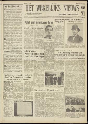 Het Wekelijks Nieuws (1946-1990) 1956-04-07
