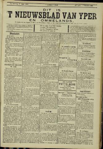 Nieuwsblad van Yperen en van het Arrondissement (1872 - 1912) 1902-06-06