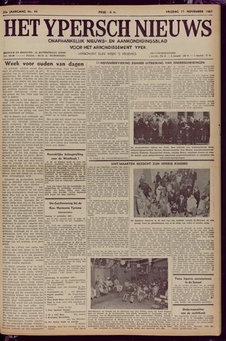 Het Ypersch nieuws (1929-1971) 1967-11-17