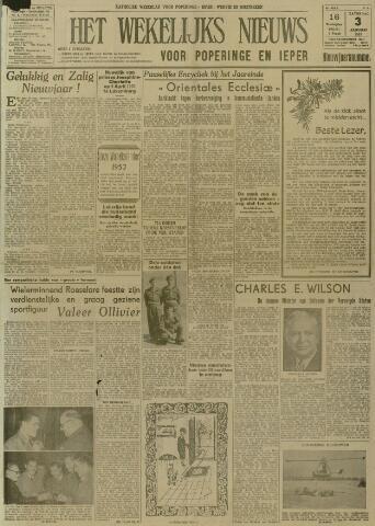Het Wekelijks Nieuws (1946-1990) 1953