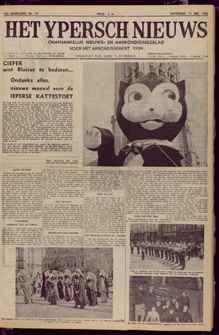 Het Ypersch nieuws (1929-1971) 1965-05-15