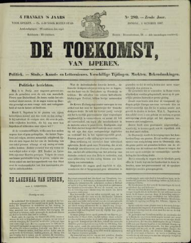 De Toekomst (1862 - 1894) 1867-10-06