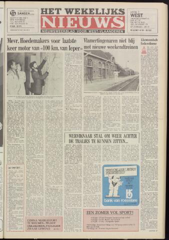 Het Wekelijks Nieuws (1946-1990) 1984-06-01