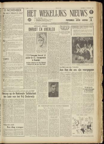 Het Wekelijks Nieuws (1946-1990) 1955-11-05