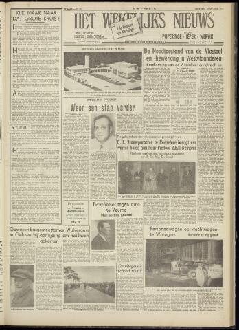 Het Wekelijks Nieuws (1946-1990) 1954-10-30