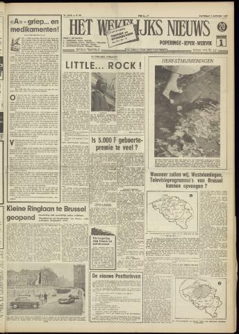 Het Wekelijks Nieuws (1946-1990) 1957-10-05