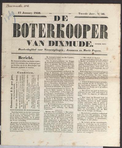 De Boterkoper 1850-01-17