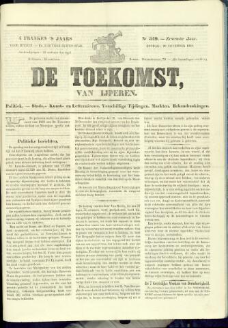 De Toekomst (1862 - 1894) 1868-11-29