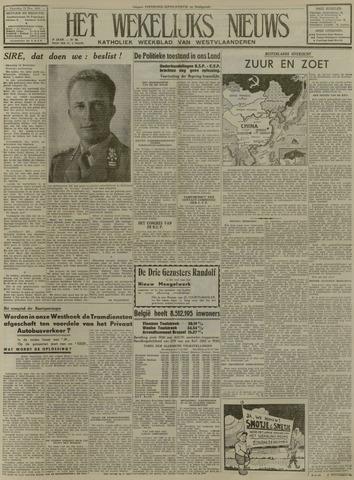 Het Wekelijks Nieuws (1946-1990) 1948-11-13