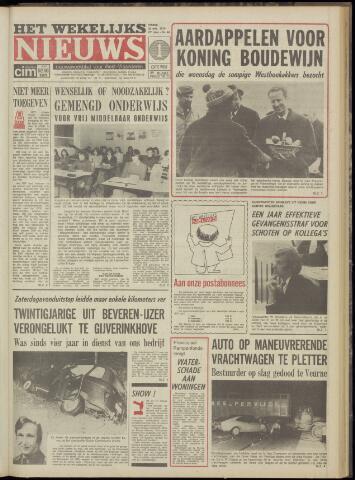 Het Wekelijks Nieuws (1946-1990) 1974-11-29