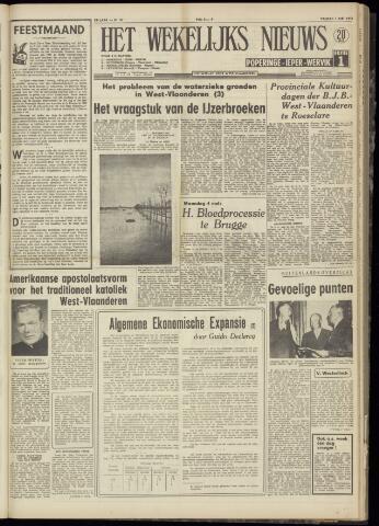 Het Wekelijks Nieuws (1946-1990) 1959-05-01