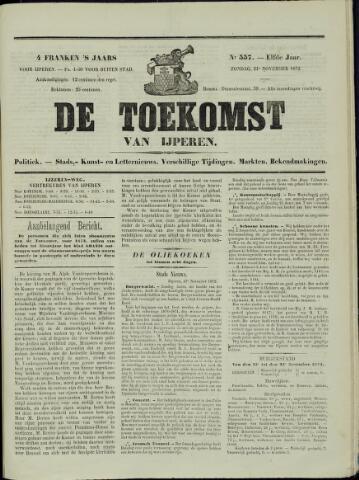 De Toekomst (1862 - 1894) 1872-11-24