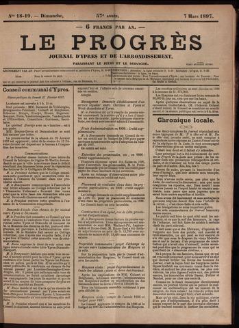 Le Progrès (1841-1914) 1897-03-07