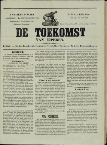 De Toekomst (1862 - 1894) 1872-06-16