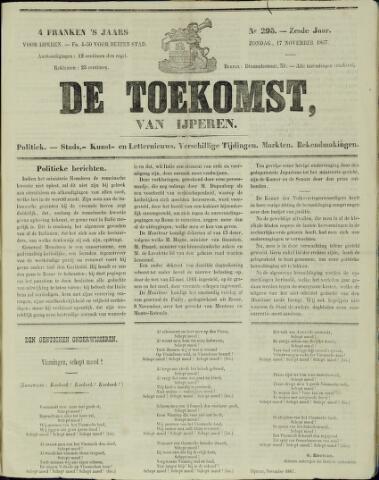 De Toekomst (1862 - 1894) 1867-11-17