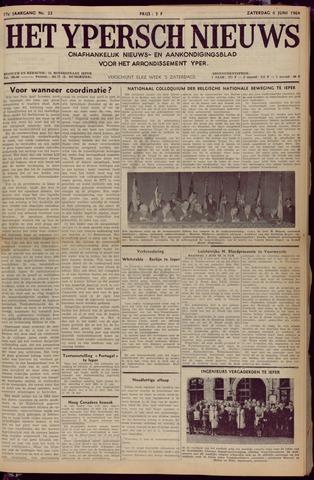 Het Ypersch nieuws (1929-1971) 1964-06-06