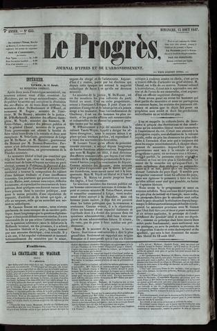Le Progrès (1841-1914) 1847-08-15