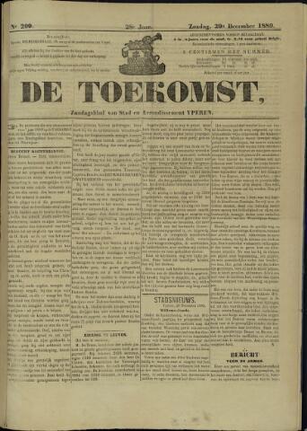 De Toekomst (1862 - 1894) 1889-12-29