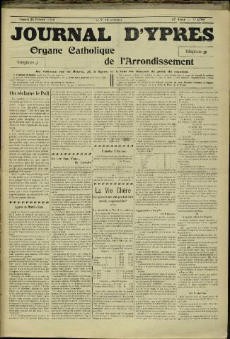 Journal d'Ypres (1874 - 1913) 1912-02-24