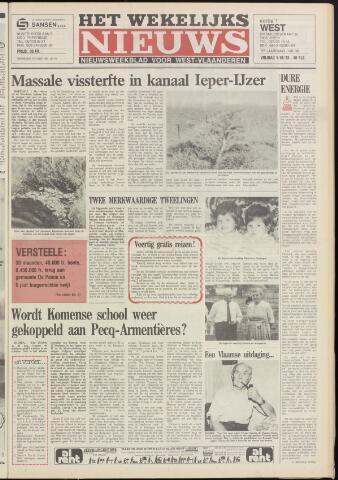 Het Wekelijks Nieuws (1946-1990) 1982-10-01
