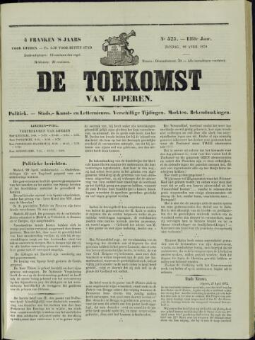 De Toekomst (1862 - 1894) 1872-04-28