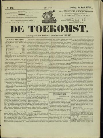 De Toekomst (1862 - 1894) 1889-06-09