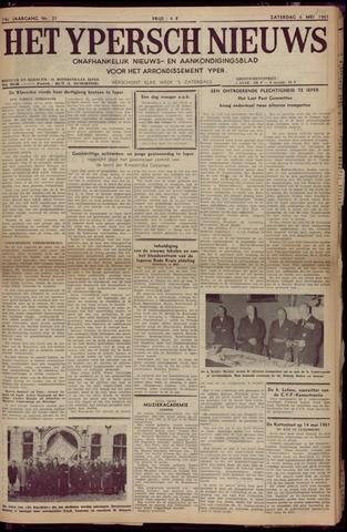 Het Ypersch nieuws (1929-1971) 1961-05-06