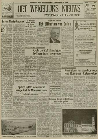 Het Wekelijks Nieuws (1946-1990) 1953-12-19