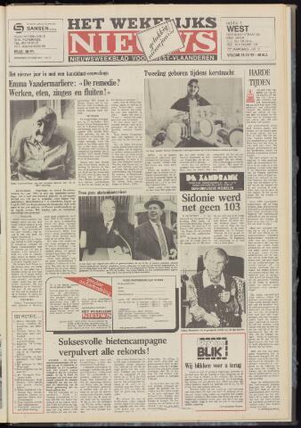 Het Wekelijks Nieuws (1946-1990) 1982-12-31
