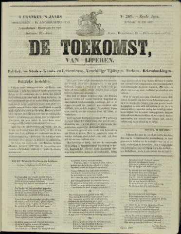 De Toekomst (1862 - 1894) 1867-05-12