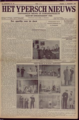 Het Ypersch nieuws (1929-1971) 1966-12-16