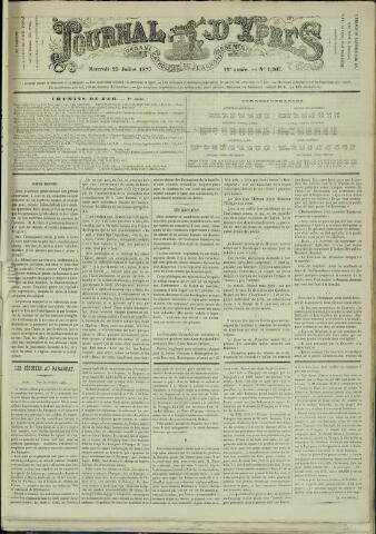 Journal d'Ypres (1874 - 1913) 1877-07-25