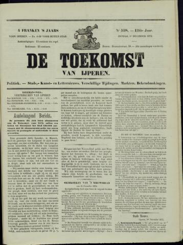 De Toekomst (1862 - 1894) 1872-12-01