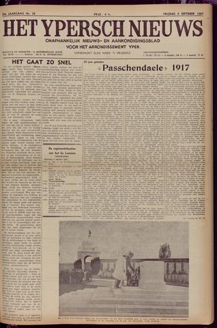 Het Ypersch nieuws (1929-1971) 1967-10-06
