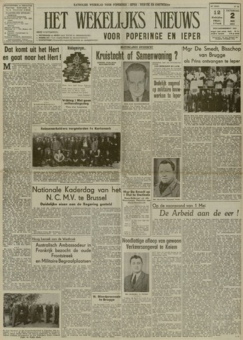 Het Wekelijks Nieuws (1946-1990) 1953-05-02