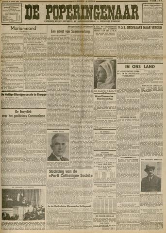 De Poperinghenaar (1904-1914,1919-1944)  1937-04-25