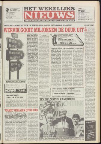 Het Wekelijks Nieuws (1946-1990) 1985-06-14
