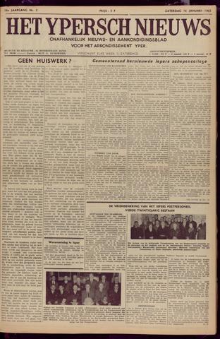Het Ypersch nieuws (1929-1971) 1965-01-16