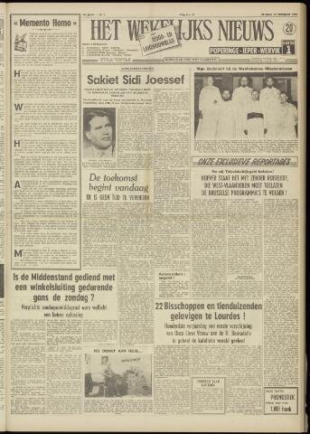 Het Wekelijks Nieuws (1946-1990) 1958-02-14