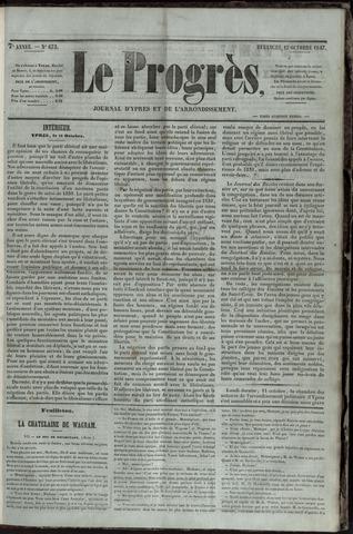 Le Progrès (1841-1914) 1847-10-17