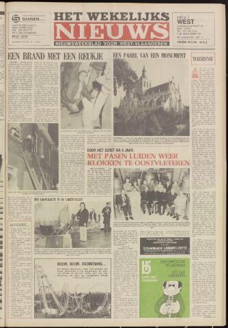 Het Wekelijks Nieuws (1946-1990) 1984-03-23