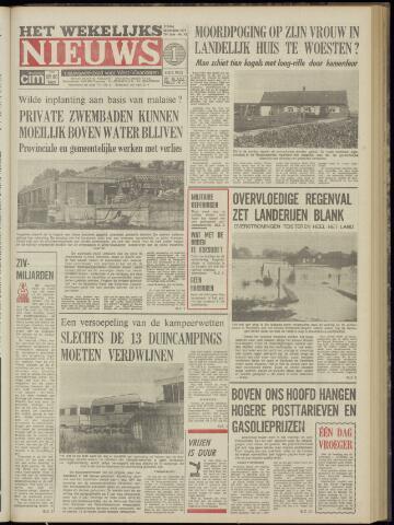 Het Wekelijks Nieuws (1946-1990) 1974-10-25